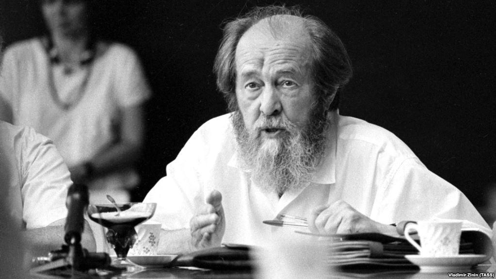 Aleksandr Solzhenitsyn – Discorso all'Università di Harvard – 8 Giugno1978.